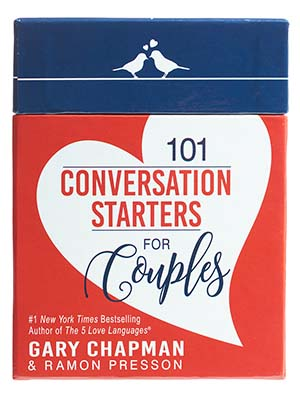 Christian Art Gifts 101 Conversation Starters for Couples
