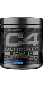 C4 Ultimate Shred