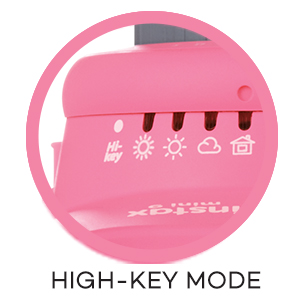 Hi-Key Mode