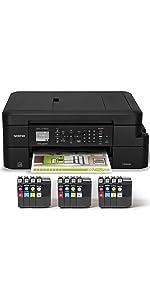Amazon.com: Impresora multifunción inalámbrica todo en uno ...