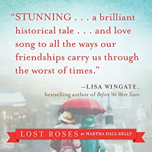 lost roses;gifts for mom;romanovs;martha hall kelly;historical ficiton;the winter palace;friendship