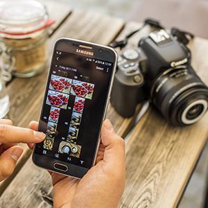 Canon EOS 200D - Cámara digital réflex 24.2 Mp (Pantalla Táctil ...