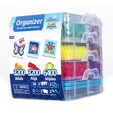 smart pixelator organizer