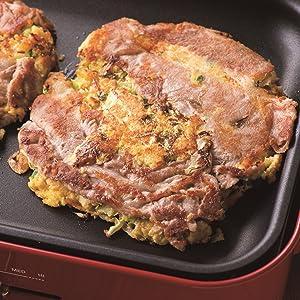 豚肉 おからお好み焼き お好み焼き おいしい 味がおなじ 変わらない 食べやすい 糖質オフ 糖質カット ニョッキ パスタ ピザ 主食 粉物 粉もの 炭水化物 代用 小麦粉