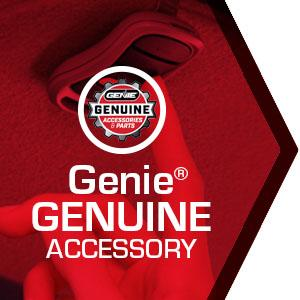Genie 3 Button Remote With Intellicode Security Technology