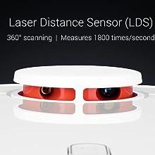 Xiaomi nutikas robot Mi Vaakum RoboRock S5 kodu laservaakumandur koju ja kontorisse