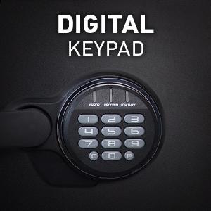 Digital Combination Safe