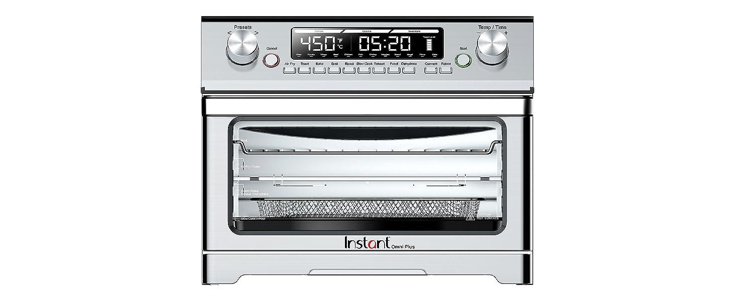 Instant Pot, Insta Pot, multicooker, air fryer, slow cooker, toaster oven, rotisserie