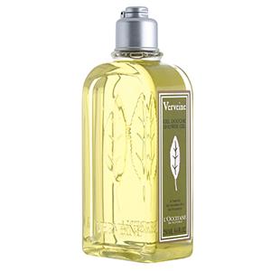 verbena shower gel loccitane