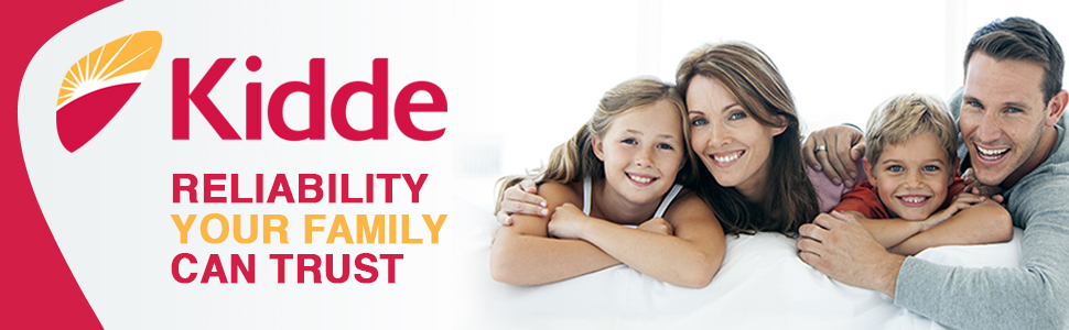 Kidde:  Reliability Your Family Can Trust