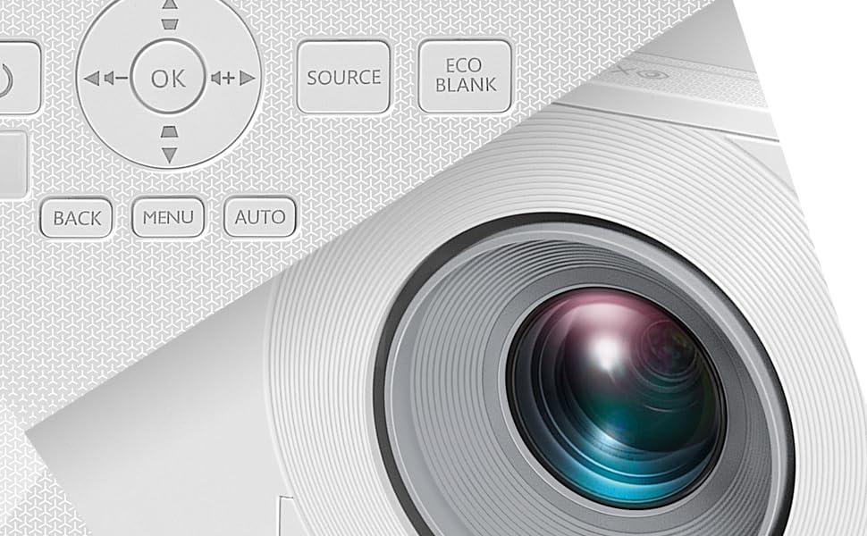 Benq MH550 Video - Proyector (3500 lúmenes ANSI, DLP, 1080p ...