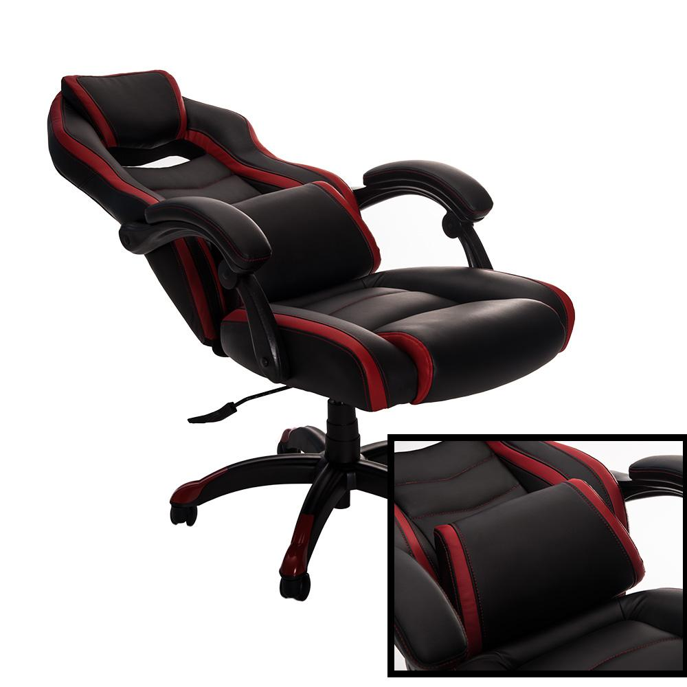 Amazon Com Merax High Back Spacious Racing Style Gaming