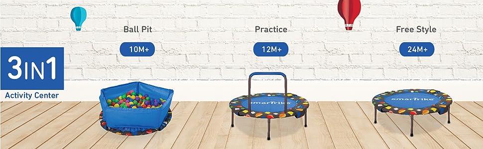 trampolin indoor; trampolin klein; trampolin kinder; kindertrampolin; mini trampolin indoor