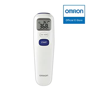Omron, thermometer