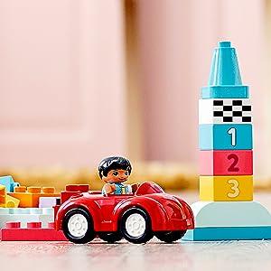 LEGO DUPLO Classic - Caja de Ladrillos Deluxe, Set de Construcción ...