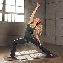 Bally Total Fitness, Pantalones de yoga, leggings