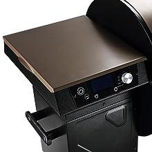 Wood Pellet Grill & Smoker