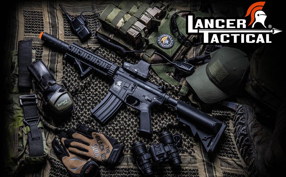 lancer airsoft guns