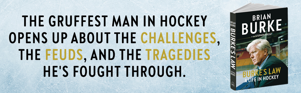 The gruffest man in hockey opens up about the challenges, the feuds, and the tragedies he's fought
