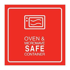 Oven and Microwave Safe