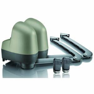 Somfy 2400853 - Motor para puerta batiente SGA 4100 de garajes con ...