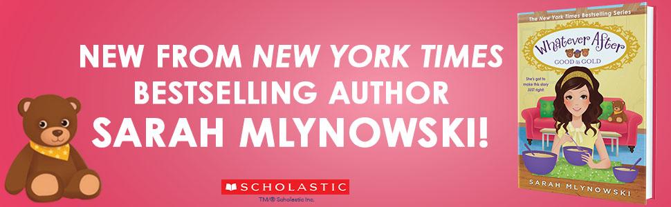 From NYT bestselling author, Sarah Mlynowski!