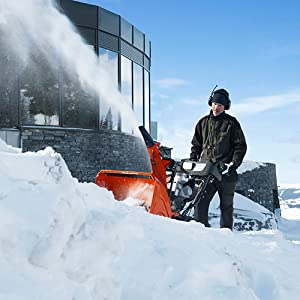 Husqvarna Two-Stage Snow Blower