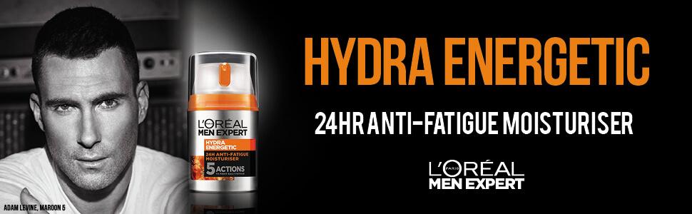 Hydra Energetic Men Expert Moisturiser