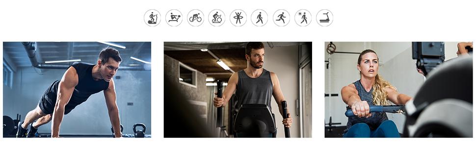 sportmode; sport; fitness; horloge; band; Huawei outdoor; indoor; training; eenheden