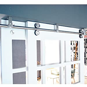 DIYHD Ceiling mount bracket brushed stainless steel ...