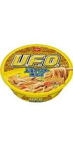 日清食品 日清焼そばU.F.O.上海オイスター焼そば 123g×12個