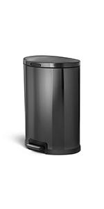 45 liter trash can