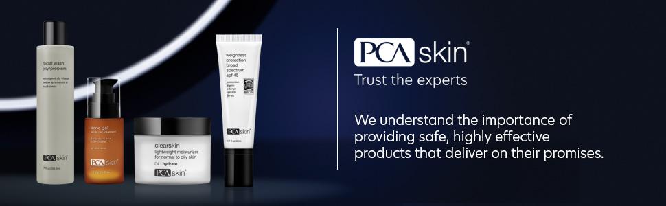 PCA, PCA SKIN, pca skincare, skin, care, anti aging, serum, corrective, cream, lotion