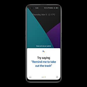 One-touch Google Assistant