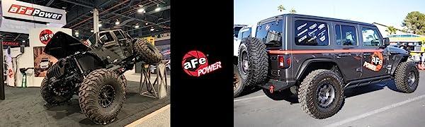 jeep, afe, afe power, jl, jk, upgrade, performance