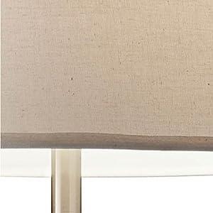 Adesso 3341-13 Hudson Floor Lamp, One Size, Dark Maple