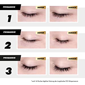 long4lashes fx5 power formula wimpernserum