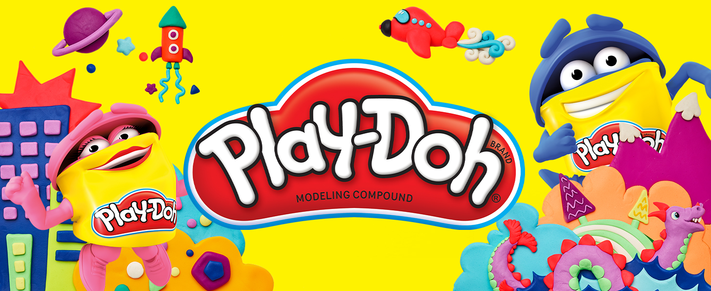 play doh, play doh sets, art and craft, 5 minute crafts, crafts for kids