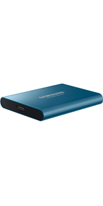 Samsung T5 Portable Solid State Drive