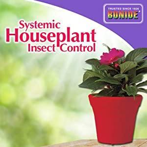 systemic houseplant insect control