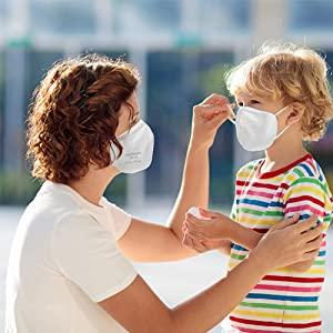 FFP2 KN 95 Maschera protettiva respiratoria RM 100
