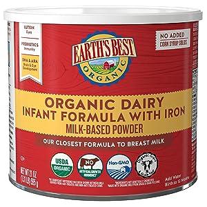 dairy;formula;iron