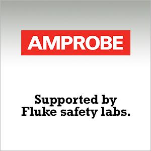 amprobe, fluke, safety