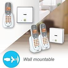 wall-mountable