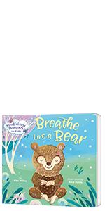 BREATHE LIKE A BEAR BOARD BOOK