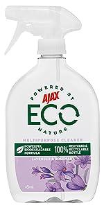 Ajax Eco Lavender & Rosemary Spray