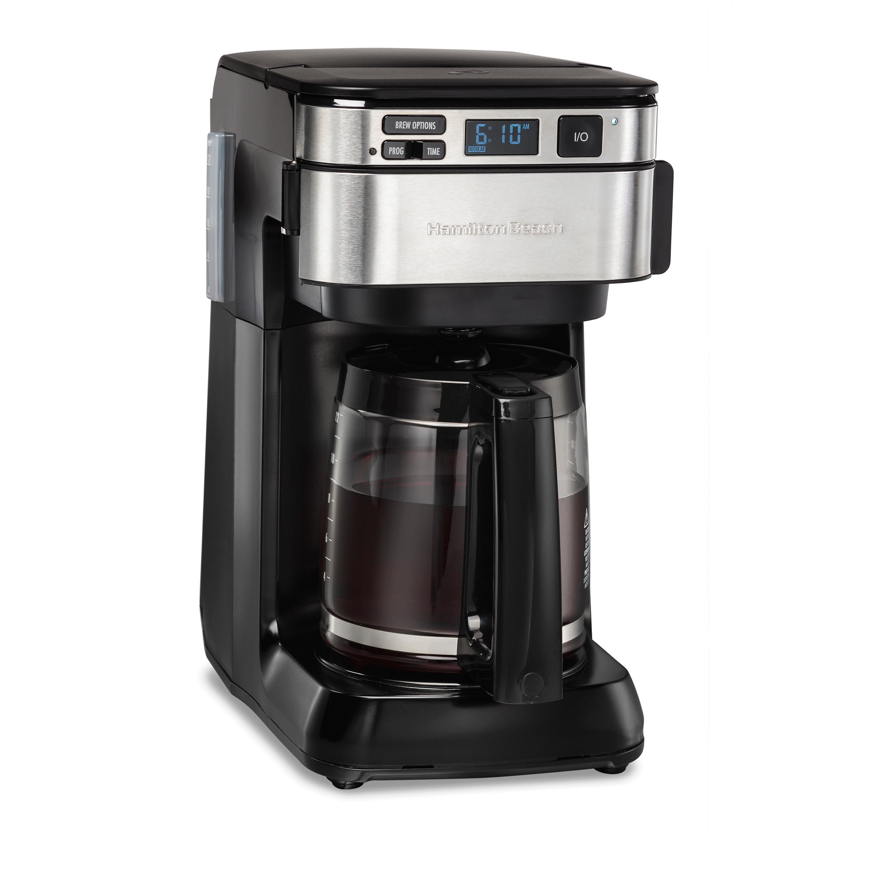 Amazon.com: Hamilton Beach 46310 Coffee Maker, Black