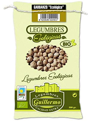 Guillermo Garbanzos Pedrosillano Ecológicos BIO Gourmet ...