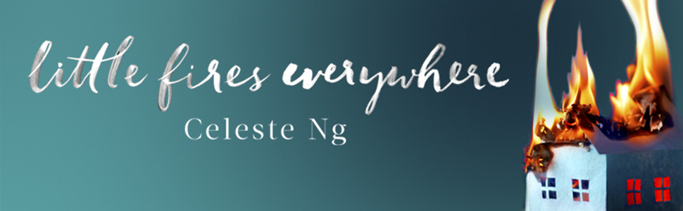 Little Fires Everywhere, Celeste Ng, Bestsellers