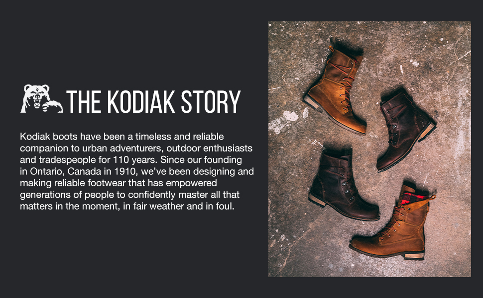 Kodiak boots, industrial boots, safety boots, lifestyle boots, womens boots, boots, shoes, safety